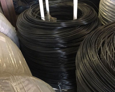 Secondary Black Annealed Steel Wire