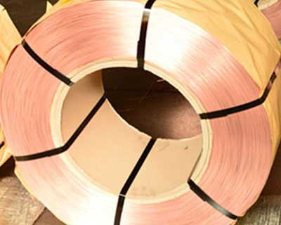 Second Choice Brass or Coated Bead Wire